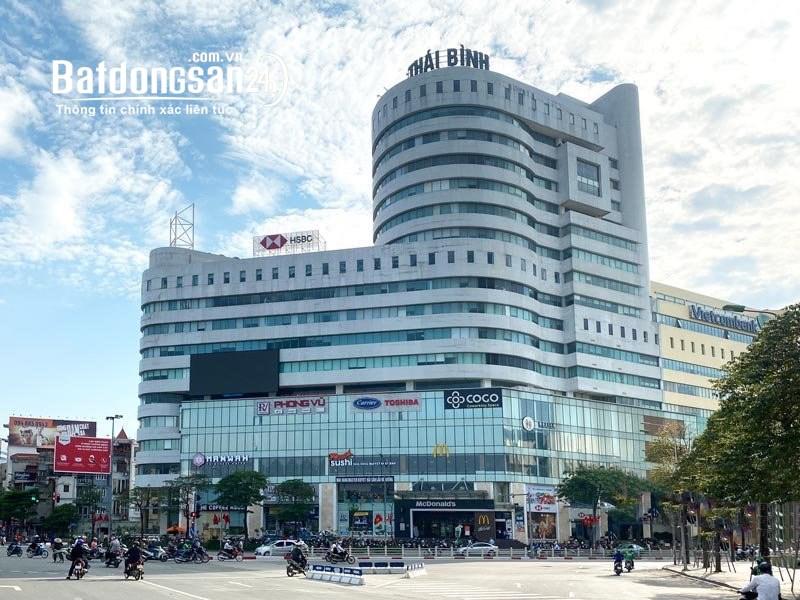 Cho thuê văn phòng quận Đống Đa, tòa Viet Tower, Thái Hà