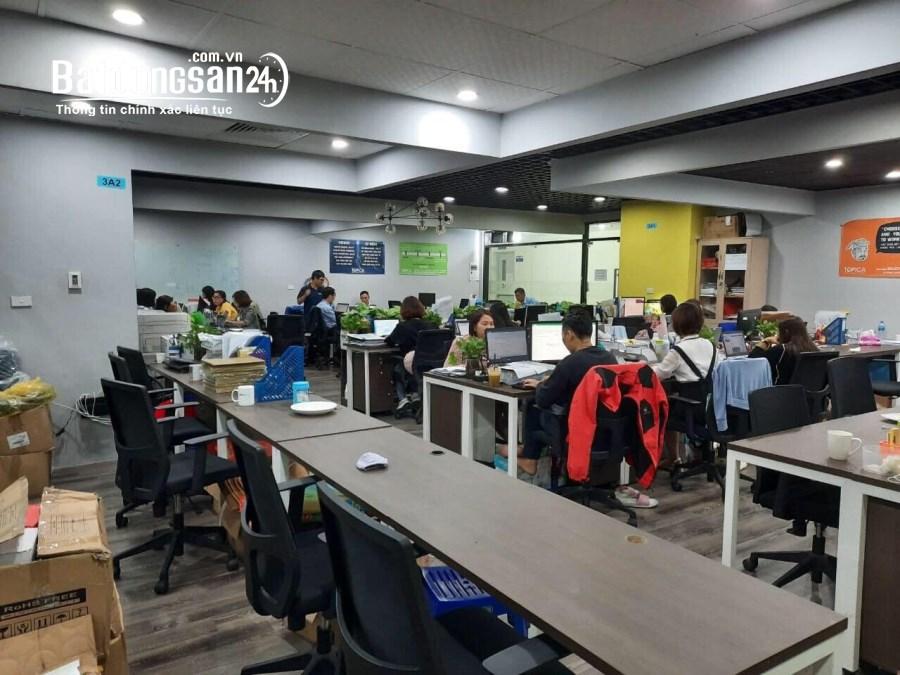Văn phòng ngã tư Hàm Nghi - Lê Đức Thọ cho thuê 225m giá chỉ 33 triệu