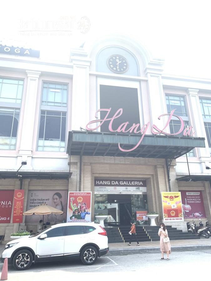 Cho thuê Mặt Bằng Kinh Doanh, Văn Phòng tại tầng 2 TTTM Chợ Hàng Da,Hoàn kiếm,HN