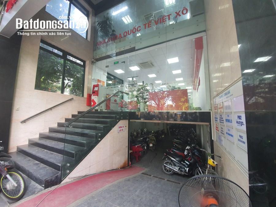 Cho thuê văn phòng, Lớp học,DT 80m2 thông sàn phố Chùa Láng, Q,Đống Đa, Hà Nội.