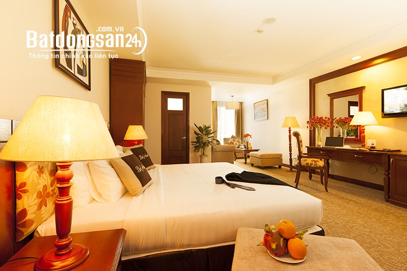 Cần cho thuê khách sạn 45 phòng mặt tiền Phan Chu Trinh
