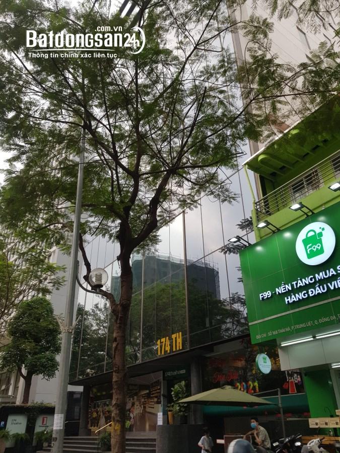 Cho thuê văn phòng 60,100,500m giá yêu thương Phố Thái Hà, Quận Đống Đa