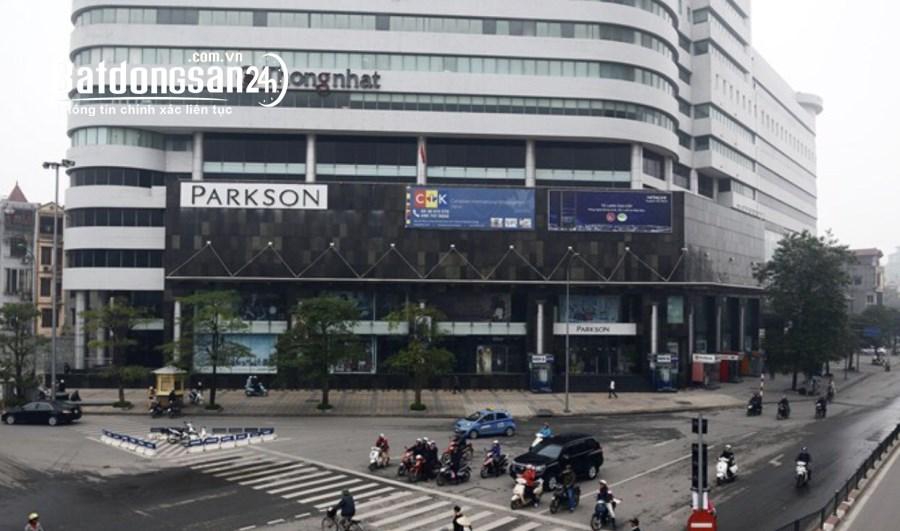 Cho thuê văn phòng tòa nhà Viet Tower  số 1 Thái Hà giá chỉ từ 300k/m2