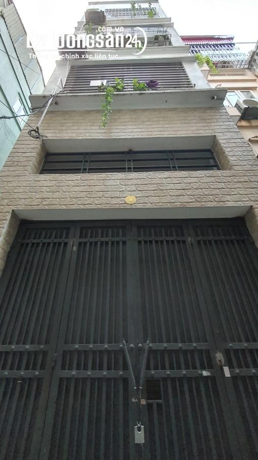 Bán nhà phố Thái Thịnh,kinh doanh víp quận Đống Đa-5m ra Ôtô tránh-DT 53m- 6.7Tỷ