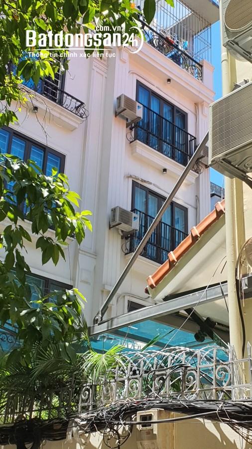 Nhà mặt ngõ Láng Thượng Kinh Doanh đa dạng-Diện Tích 38m2, 5 Tầng, Nhỉnh 6Tỷ