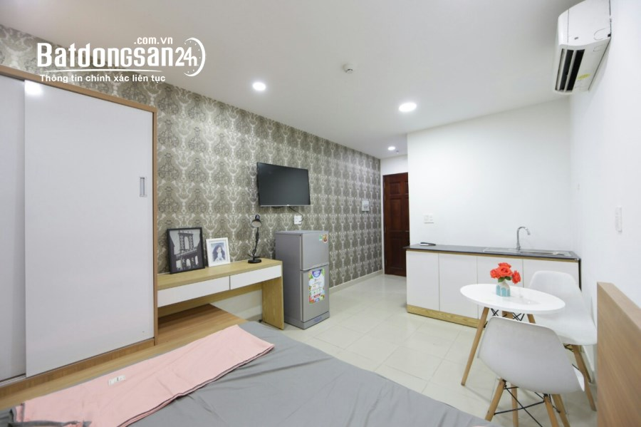 Cho thuê căn hộ studio chỉ với 4tr2 ở đường Nguyễn Thị Thập, Quận 7