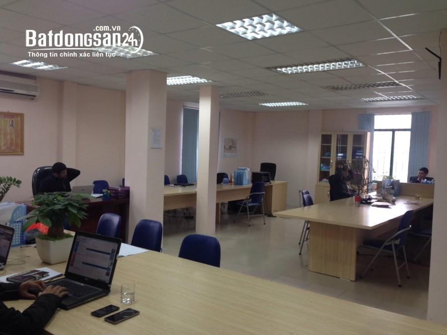 Cho thuê văn phòng 353m  Đường Hoàng Quốc Việt, Quận Cầu Giấy