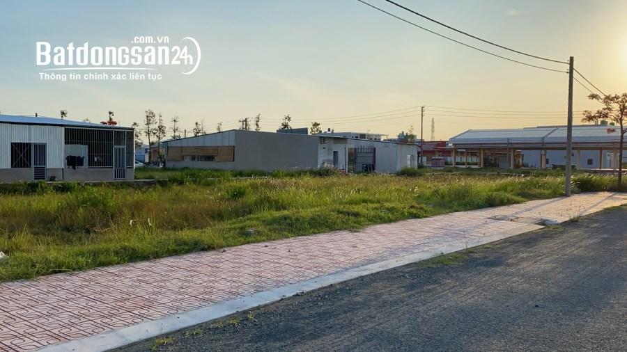 Bán đất nền  Thị trấn Thạnh Phú, 13trieu/1m2. Thổ cư 100%