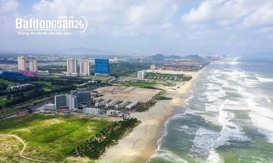 Đất nền giáp sông Hàn thứ 2 tại phía Nam Đà Nẵng
