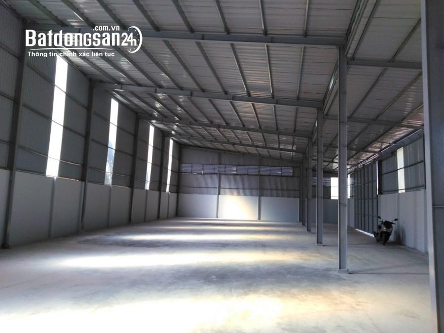 Cho thuê nhà xưởng 1000 m2 khu phường Thắng Tam.