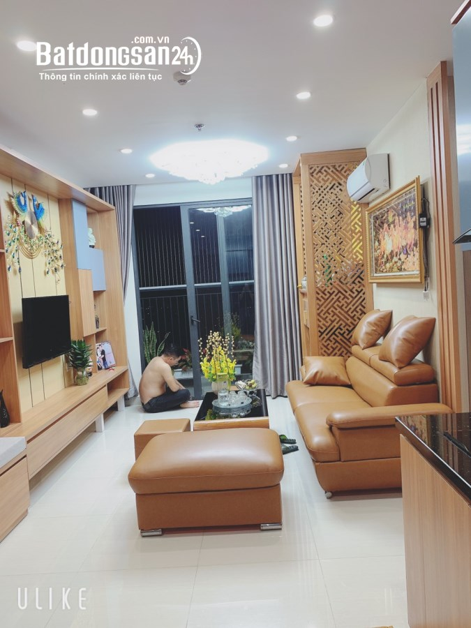 Cho thuê nhanh CH 2PN,59m2, 8.5tr full Đồ tại Vinhomes Smart City