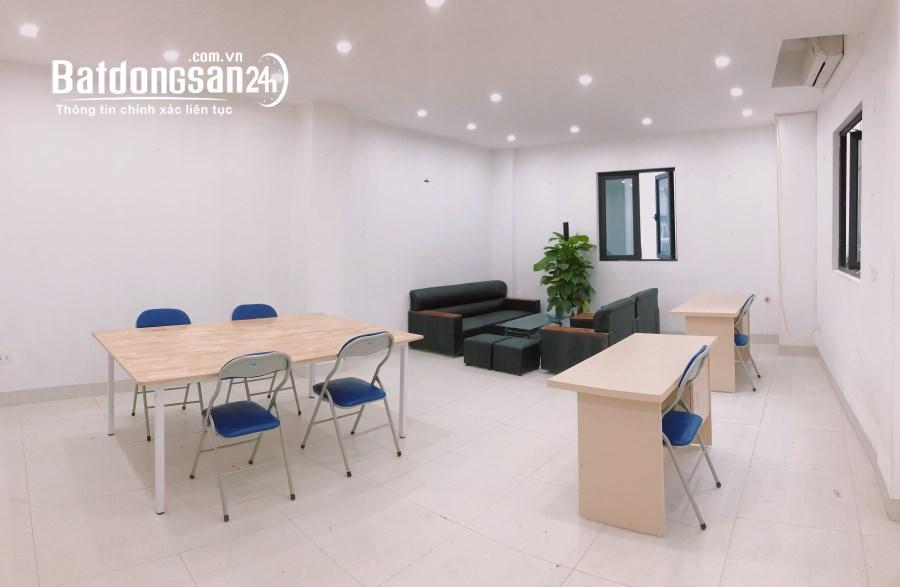 Văn Phòng cho thuê Phùng Chí Kiên, DT 35m2 giá chỉ 6tr5/th–hỗ trợ dịch 35%.