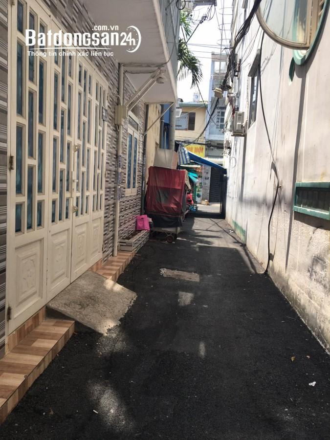 Bán nhà mới Tự Lập, Tân Bình – Hẻm ôtô - 2 lầu 30m2 – Giá 4 tỷ 6
