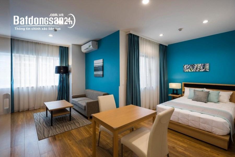 Cho thuê khách sạn diện tích 140m2 xây khách sạn mât tiền đường Phan chu tRinh