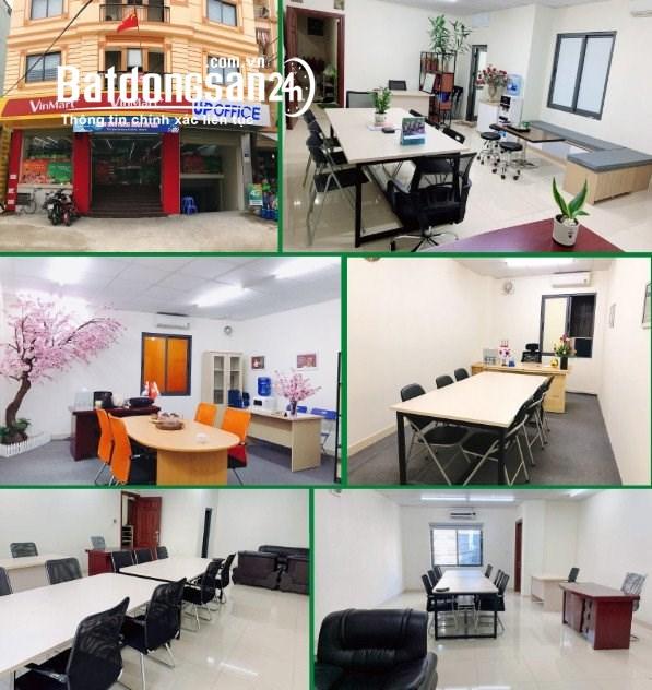 HoT! Văn phòng nhỏ xinh 20m2 tại Cầu Giấy chỉ hơn 4tr/tháng_Giảm ngay 30%.