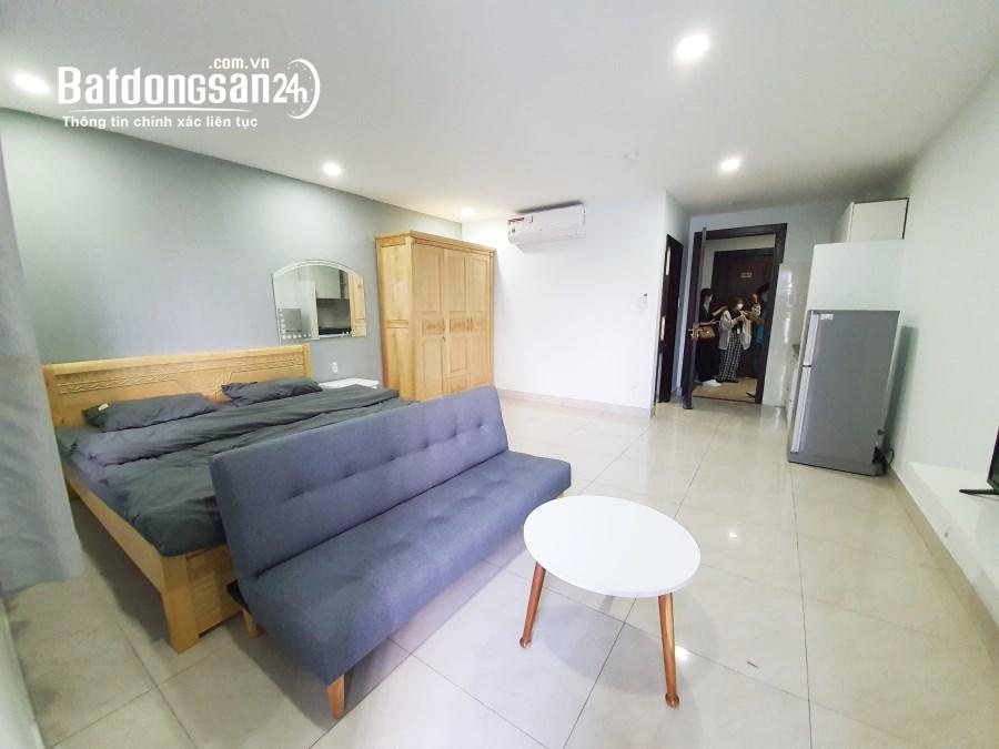 Cho thuê căn hộ chung cư Đường Số 9, Phường Tân Phong, Quận 7