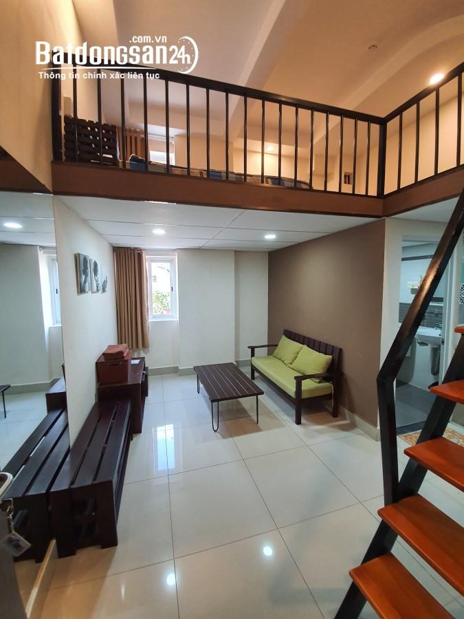 Căn hộ đầy đủ nội thất, Lê Văn Lương, Q7