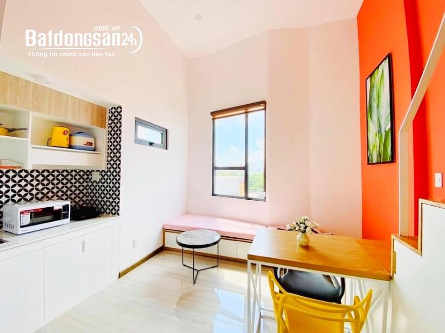 Cho thuê căn hộ chung cư Đường Số 12, Phường Bình Thuận, Quận 7