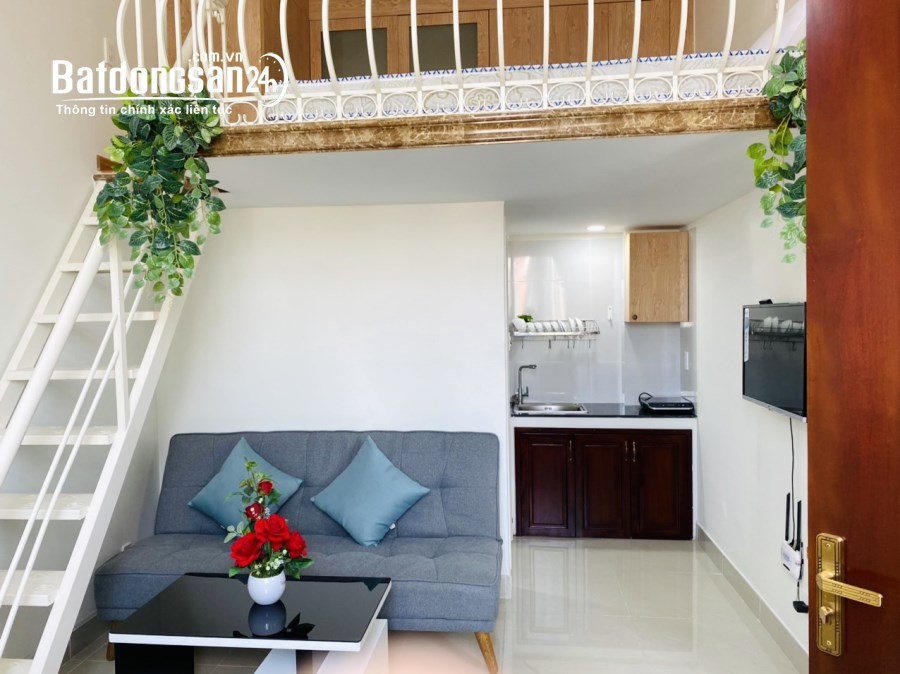 Cho thuê căn hộ duplex full nội thất thiết kế cực xịn xò, giá tốt quận 7