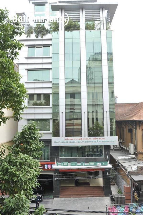 Cho thuê văn phòng DT 50m2,100m2,200m2 tại trung tâm quận Hoàn Kiếm, Hà Nội.