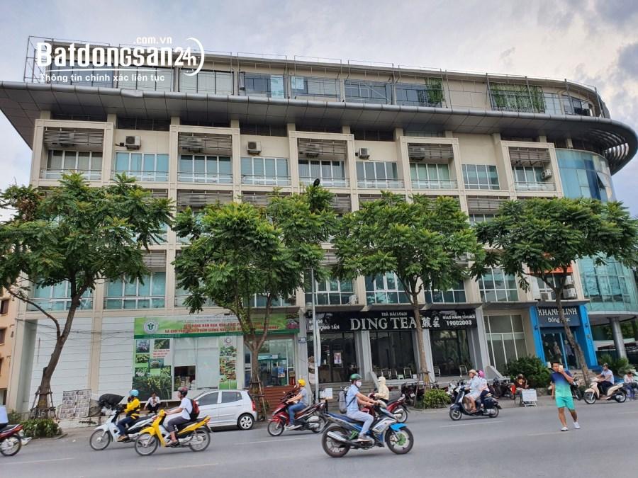 Cho thuê mặt bằng kinh doanh,cửa hàng DT 75m2,MT 12m tại Lê Trọng Tấn,Thanh Xuân