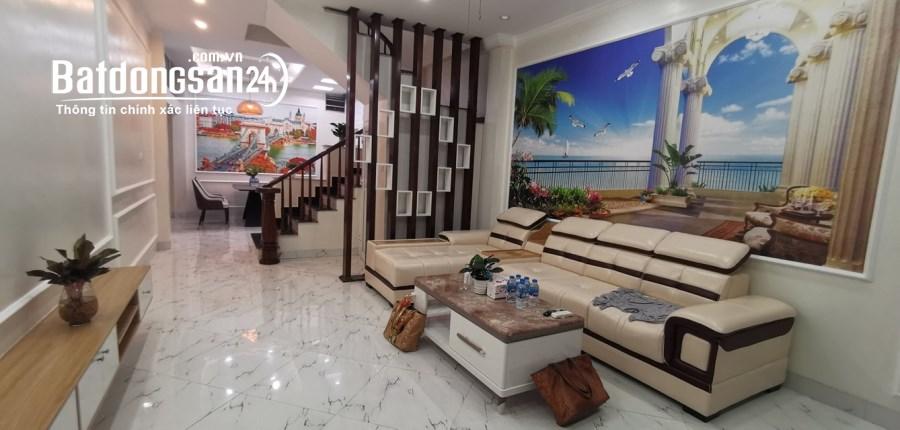 Siêu phẩm nhà đẹp Đông Tác, 4 thoáng, tặng nội thất, 4 tầng, 55m2,