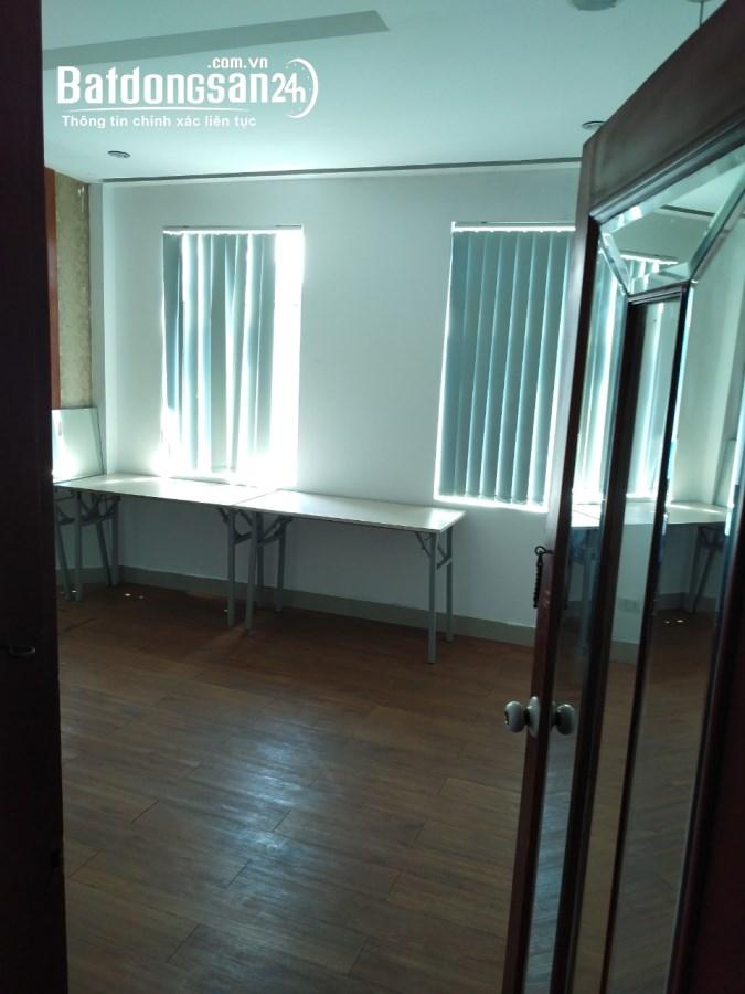 Văn phòng nhỏ tòa phố Yên Lãng, 20m2, chỉ 4TR. Có đăng ký kinh doanh, bảo vệ