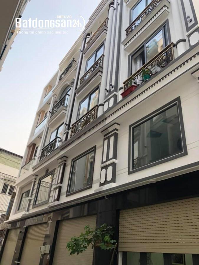 Bán gấp nhà Nguyễn Thượng Hiền, Bình Thạnh, 62m2, 5 tầng, HXH, chỉ 8 tỷ 400.