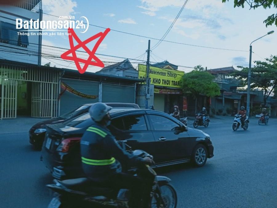 Cho thuê mặt bằng kinh doanh Đường Nguyễn công trứ, TP -  Ninh Bình