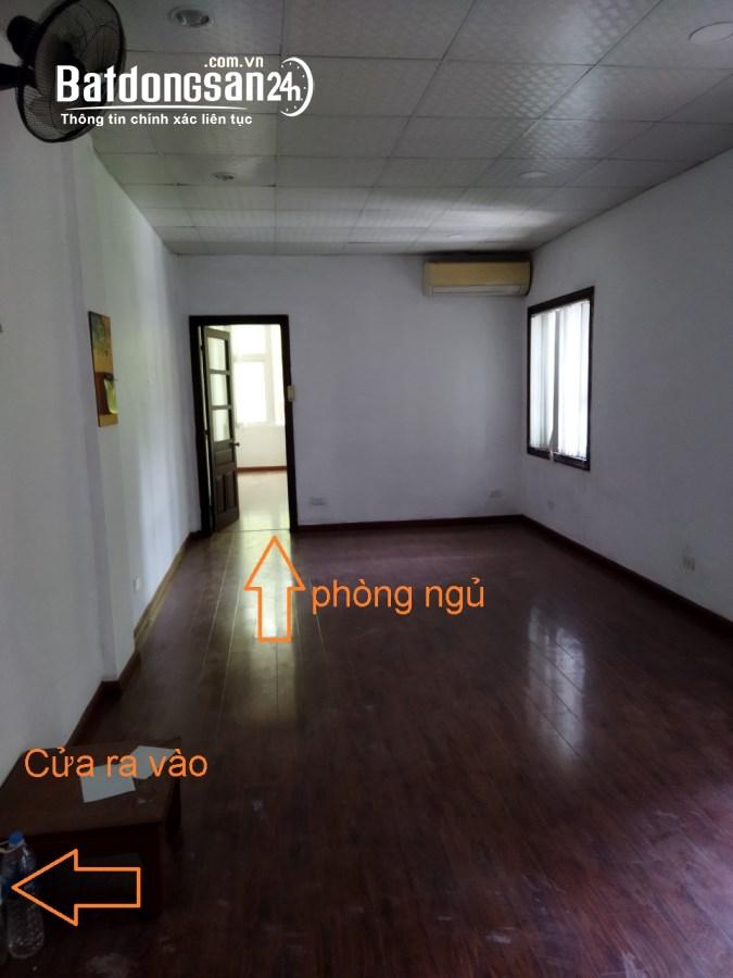Tập thể phố Thái Thịnh, 60m2, 1PN. Nội thất cơ bản