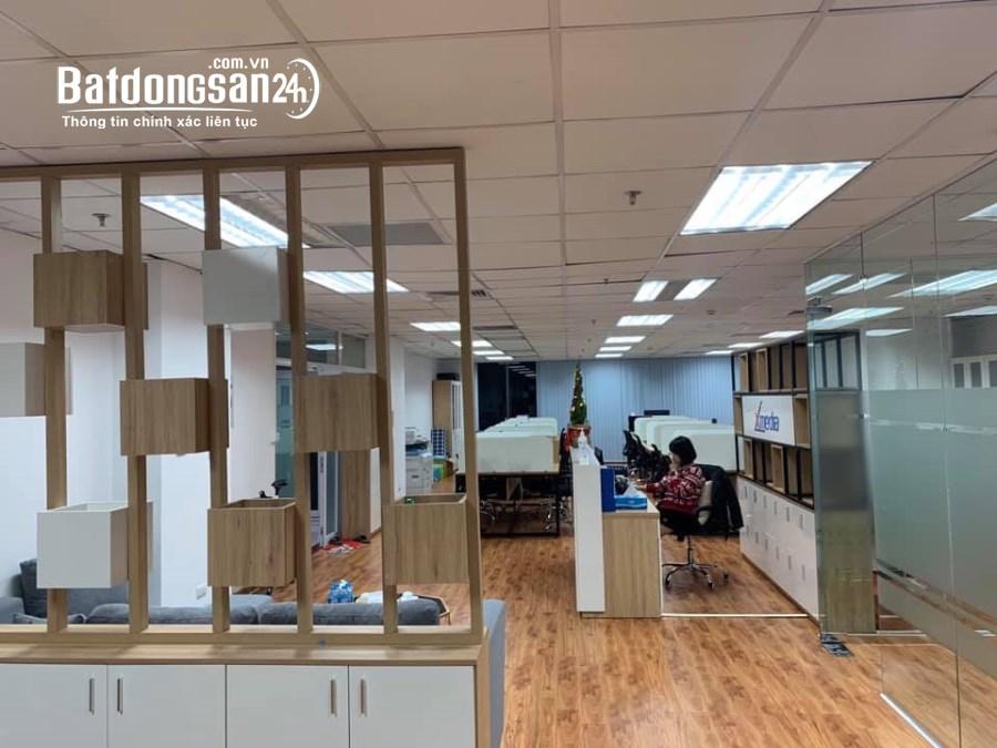 Chính chủ cho thuê sàn văn phòng Nguyễn Ngọc Nại 130m giá chỉ 16.5 triệu/ tháng