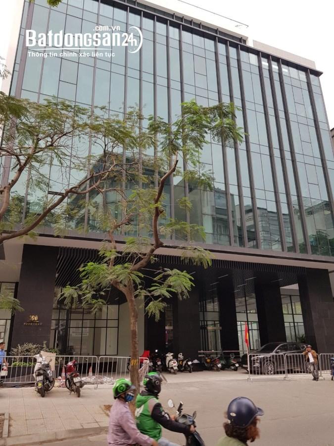 Cho thuê văn phòng 100,200m giá cực rẻ, đẹp Phố Chùa Láng, Quận Đống Đa