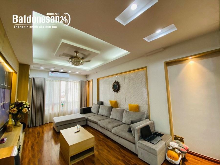 Bán Nhà ngõ 110 Trần Duy Hưng DT 46m xây 5 tầng mt 4m Giá 5,4 tỷ .