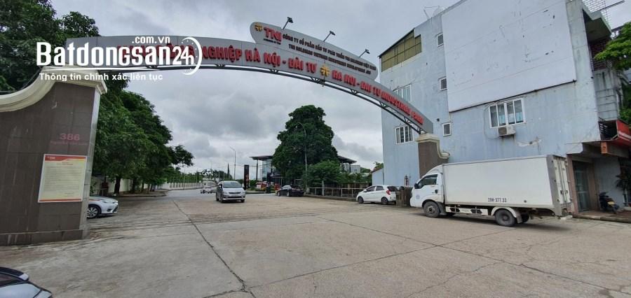 Chính chủ cho thuê kho xưởng giá rẻ từ 5000m2 tại KCN Đài Tư,Long Biên .