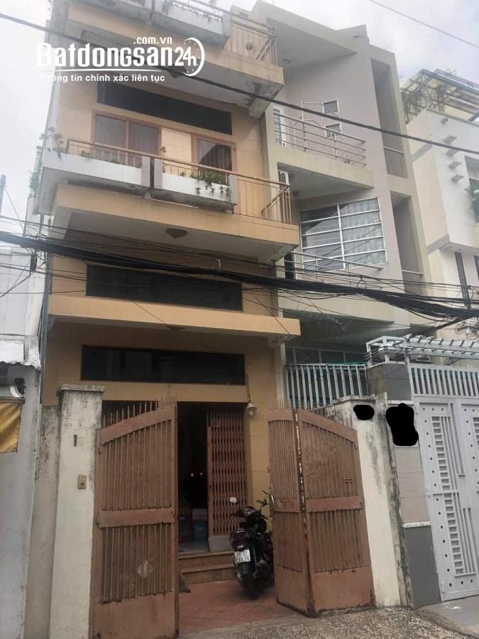Bán nhà mặt phố Đường Nguyễn Thái Bình, Phường 4, Quận Tân Bình