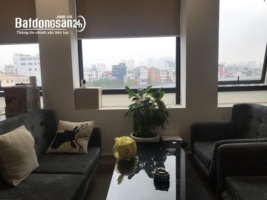 Cho thuê Văn Phòng tiêu chuẩn 50m2 view hồ đẹp tại 36 Hoàng Cầu, Đống Đa, Hà Nội