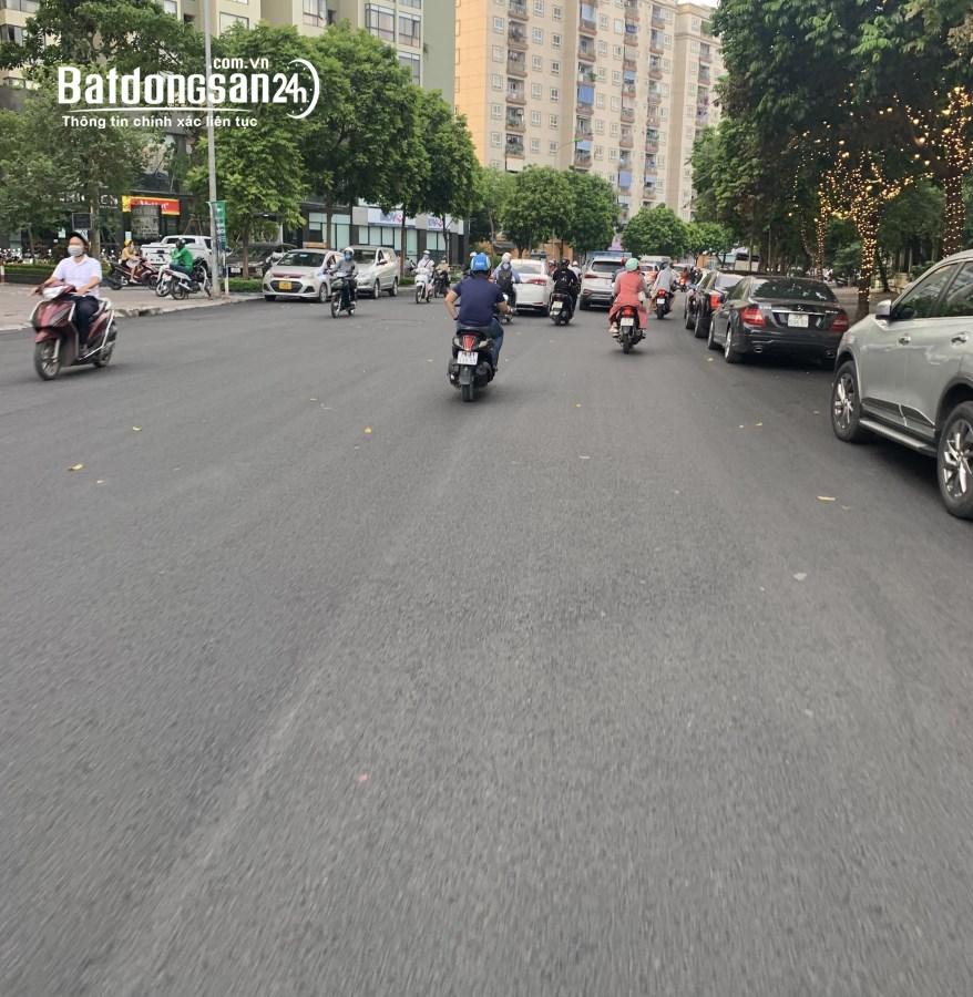 Bán Nhà Mặt phố Trần Duy Hưng, D tích 85m2, 5 tầng, kinh doanh.