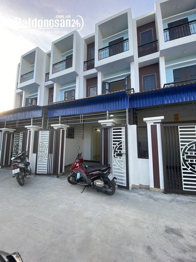Bán nhà 3 tầng độc lập Nam Sơn cách trung tâm huyện chỉ 400m