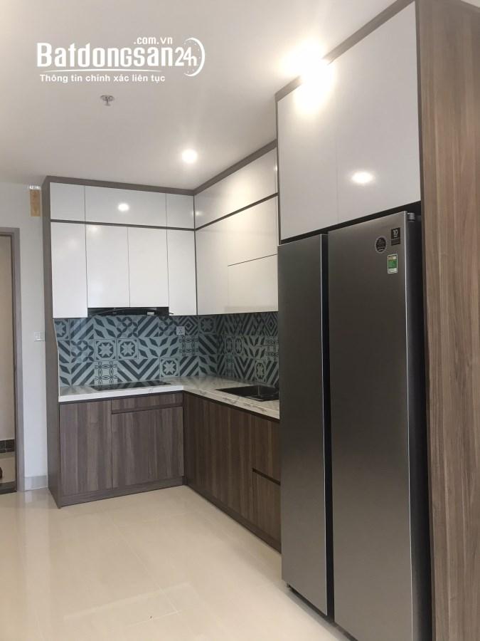 Cho thuê gấp căn 3PN nội thất cơ bản  9tr/th tại Vinhomes Smart City.