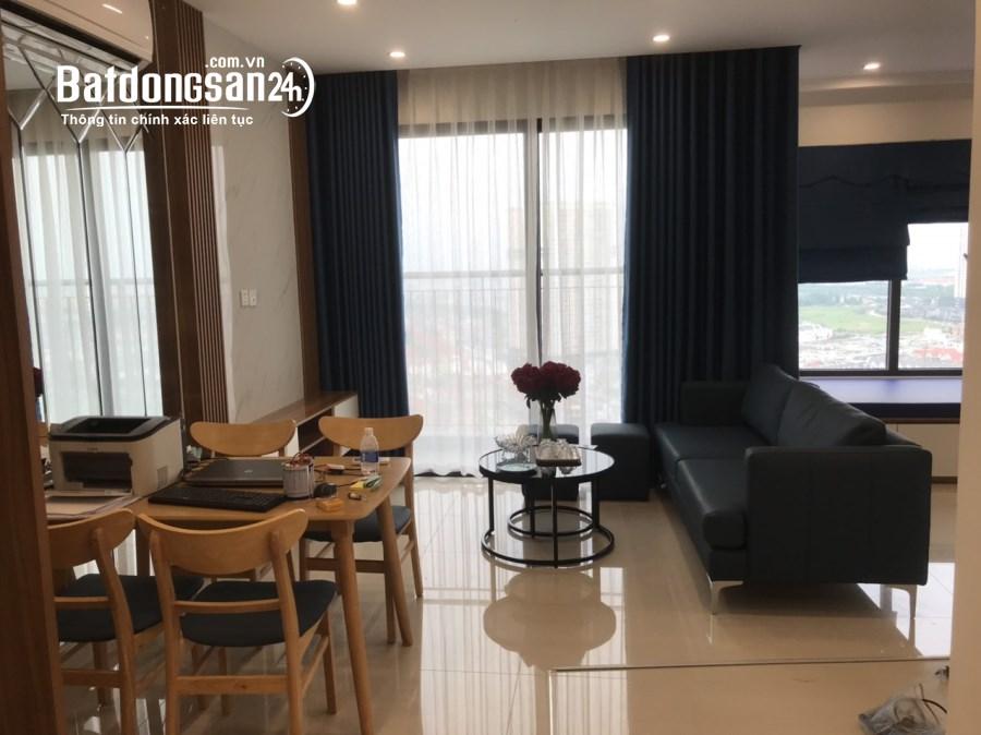 Cho thuê gấp căn 2 phòng ngủ. 2wc, full nội thất Vinhomes Smart City, 9triệu