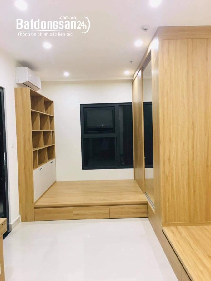 Căn hộ Studio, 35m2, 6tr5, Full đồ Đẹp tại Vinhomes Smart City, LH: 0852869700