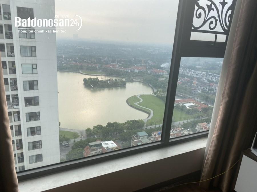 Bán CHCC An Bình City căn góc tòa A1 84m 3PN full đồ view Hồ cức đẹp