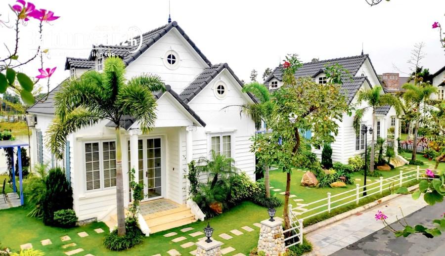 4.9tỷ sỡ hữu Biệt Thự Resort & Villas full nội thất 5* , bốn bề Sen tỏa