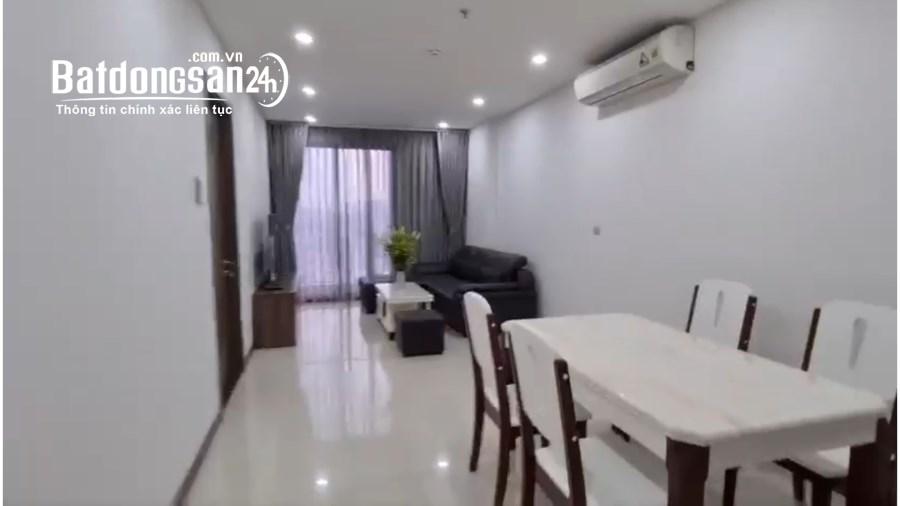 Cho thuê căn hộ CC Hà Đô Centrosa, Quận 10, DT 78m2 Full nội thất. Giá 17tr/th