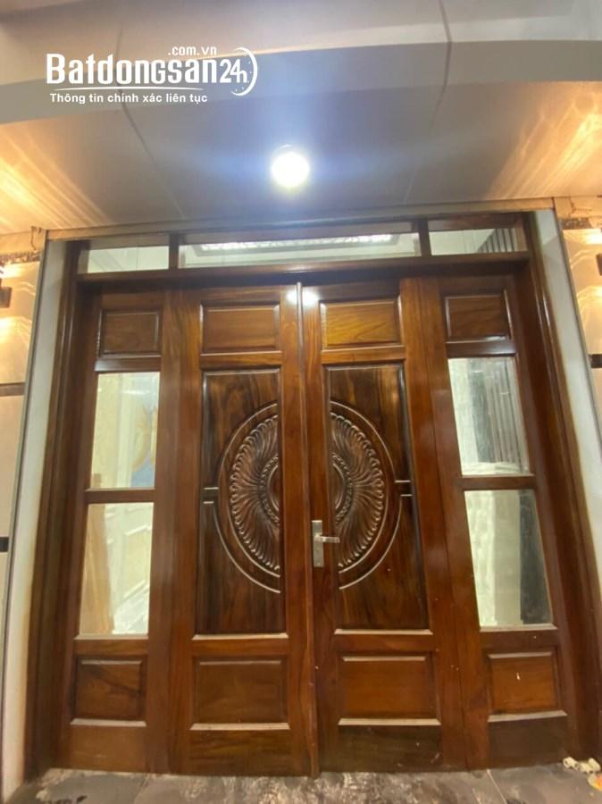 Bán Nhà Đường An Dương Vương Phường Phú Thượng, Giá Rẻ, 30m2, 5 Tầng, Nhỉnh