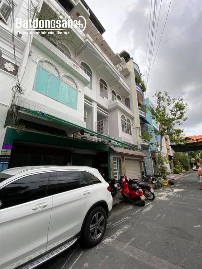 Bán nhà mặt phố Đường Bàu Cát 3, Phường 14, Quận Tân Bình