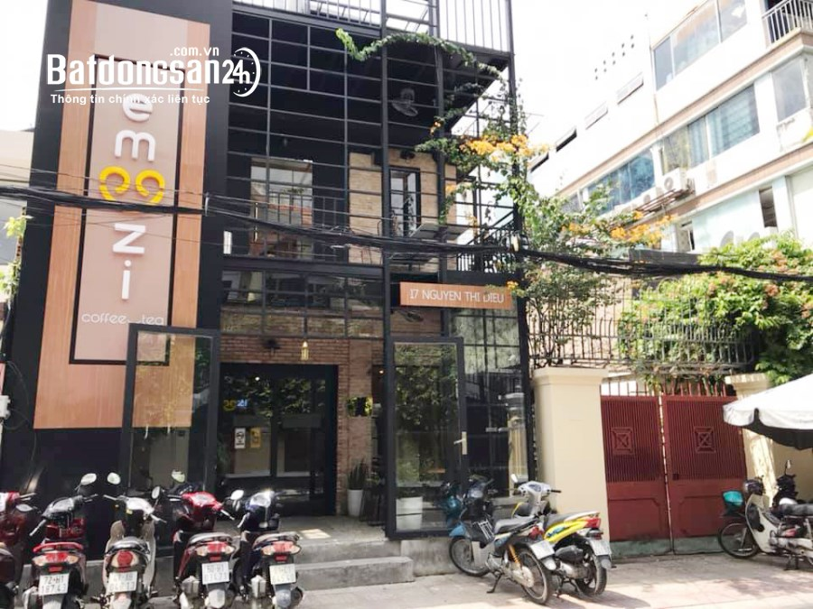 Bán nhà MT 17 Nguyễn Thị Diệu P 6 - 7x30m - 70 tỷ - Q 3 - 0933444019