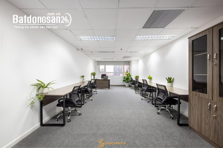 Cho thuê văn phòng Đường Duy Tân - Quận Cầu Giấy