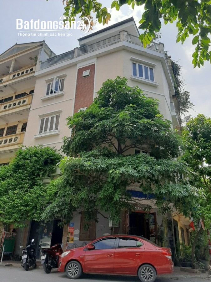 Bán nhà mặt phố Hoàng Công Chất, Phú Diễn, Bắc Từ Liêm