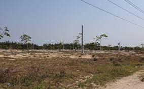 Cho thuê 1700m2 đất đường Võ Thị Sáu, 80 triệu/tháng
